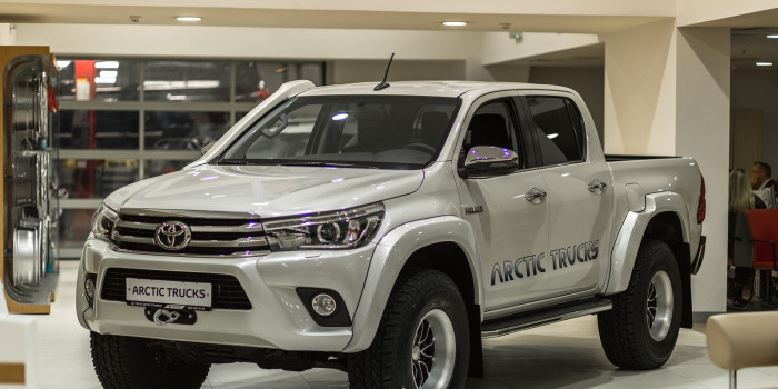 AT35 HILUX
